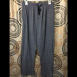 🔥5/$25- Hanes Pajama Pants Sz  M